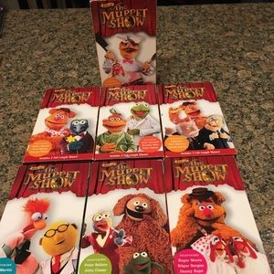 7 Time Life  Editions Best of The Muppet Show
